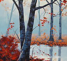 Last Fall Days by Graham Gercken