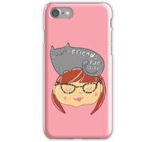 Friends Fur Life - Red Head iPhone Case/Skin