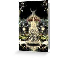 Mystical Odyssey Greeting Card