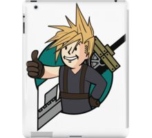 VaultStrife Crossover iPad Case/Skin