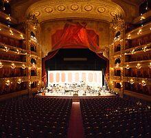 Teatro Colon by Dev Wijewardane