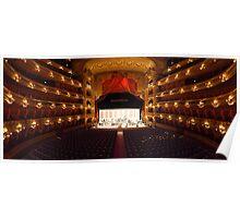 Teatro Colon Poster