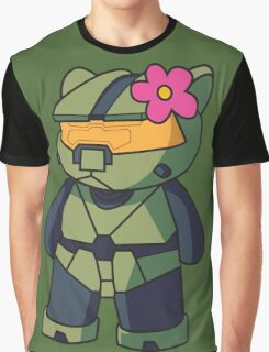 Halo Kitty Graphic T-Shirt
