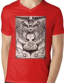 Meltdown Mens V-Neck T-Shirt