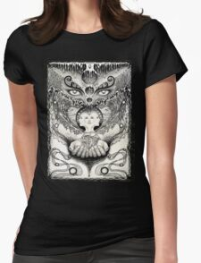 Meltdown Womens Fitted T-Shirt