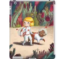 Astronaut astray iPad Case/Skin