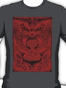 Red Meltdown T-Shirt