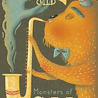 Monsters of Jazz by Laura  Wood