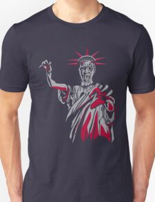 Statue of Fear Unisex T-Shirt