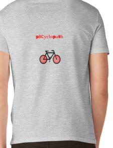 Cycling Crazy T-Shirt Mens V-Neck T-Shirt