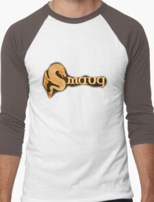 Smaug Men's Baseball ¾ T-Shirt