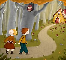 Hansel and Gretel by Laura  Wood