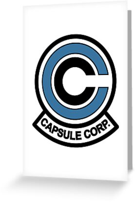 Capsule Corp Logo (chest version) by karlangas