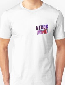 NEVERMIND | BTS T-Shirt