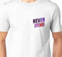 NEVERMIND   BTS Unisex T-Shirt