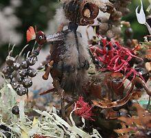 Barrier Leaf ~ Nutley Scuber Diver by MaryJaneBayliss