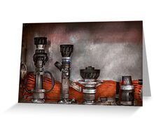 Firefighting - One for everyone Greeting Card