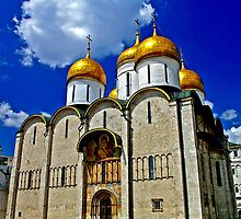 The Assumption Cathedral by Arkadiy Chernov