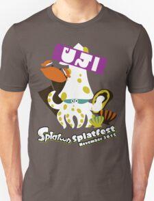 Splatfest Team Sea Food v.3 Unisex T-Shirt