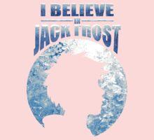 I Believe In Jack Frost Kids Tee