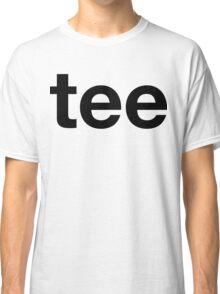 Generic tee Classic T-Shirt