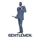 Gentlemen. by crashin