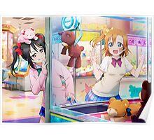 Love Live! School Idol Project - Arcade Poster