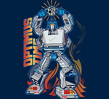 Optimus Time by AtomicRocket
