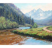 Maroon Bells Photographic Print