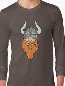 Vector Viking  Long Sleeve T-Shirt