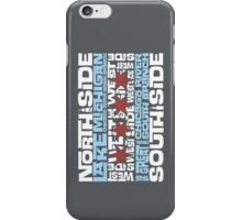 Chicago Spelled Out iPhone Case/Skin