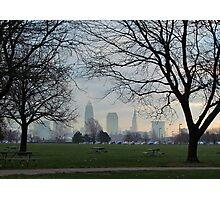 Good Morning, Cleveland Photographic Print
