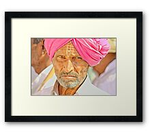 The Hindu #4 Framed Print