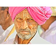 The Hindu #4 Photographic Print