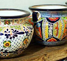 Pottery  by John  Kapusta