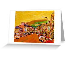 Bantry, Cork Greeting Card