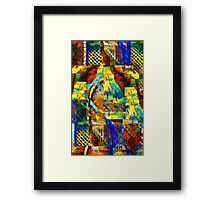 I Can't Find My Way Home Framed Print