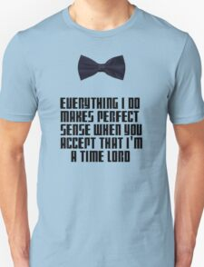 I'm a Time Lord T-Shirt