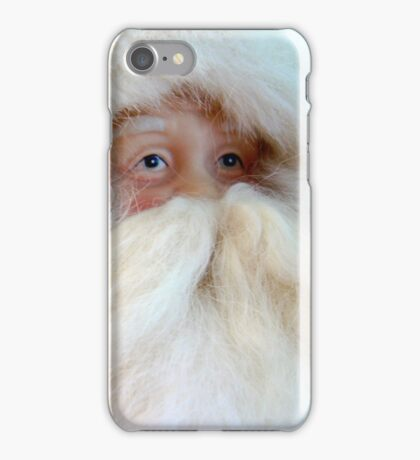 Santa (iPhone Case) iPhone Case/Skin