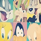 Looney tunes by theonlynonam