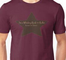 Whiskey Star Unisex T-Shirt