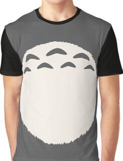 Friendly Neighborhood Totoro Graphic T-Shirt