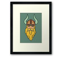 Vector Viking 3 Framed Print
