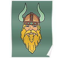 Vector Viking 3 Poster