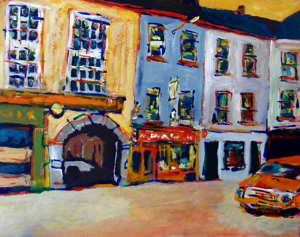 Tralee, Kerry by eolai