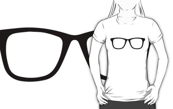 Hipster Frames by M Dean Jones