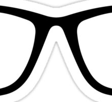 Hipster Frames Sticker