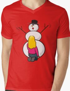 Snow Blowing 2 T-Shirt