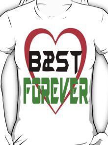 ㋡♥♫Love B2ST Forever Splendiferous Clothes & Stickers♪♥㋡ T-Shirt