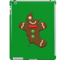Gingerbread Boy Bit iPad Case/Skin